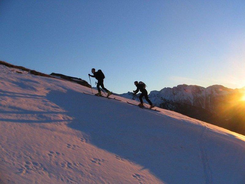 Skitour Mallnitz