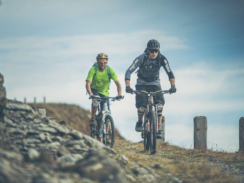 Mountainbiken in Ratschings - Sterzing (c) Kottersteger