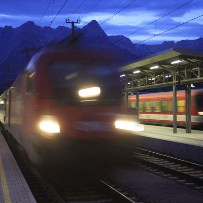Umweltfreundliche Anreise mit der Bahn