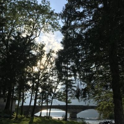 Am Bohinjer See