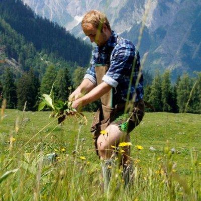Enzian Bergbrenner Berchtesgaden