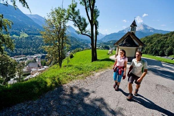Wandern in Berchtesgaden