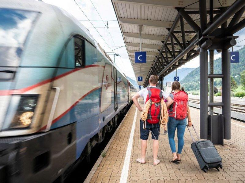 Bahnhof Mallnitz-Obervellach (c) Dietmar Denger