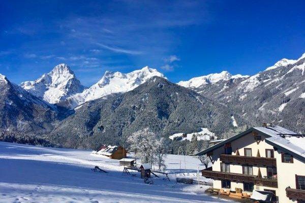 Berghof Sturmgut Hinterstoder Winter