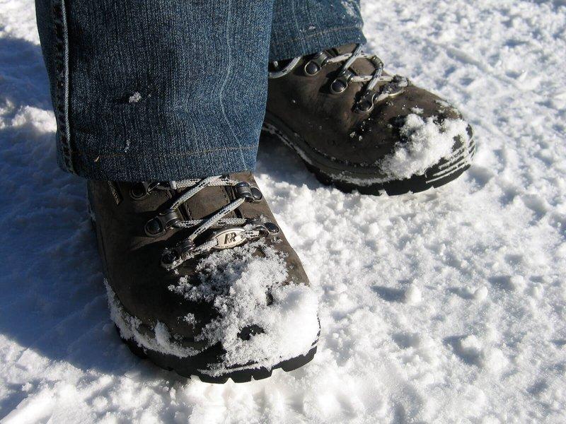 Winterwandern Stodertal