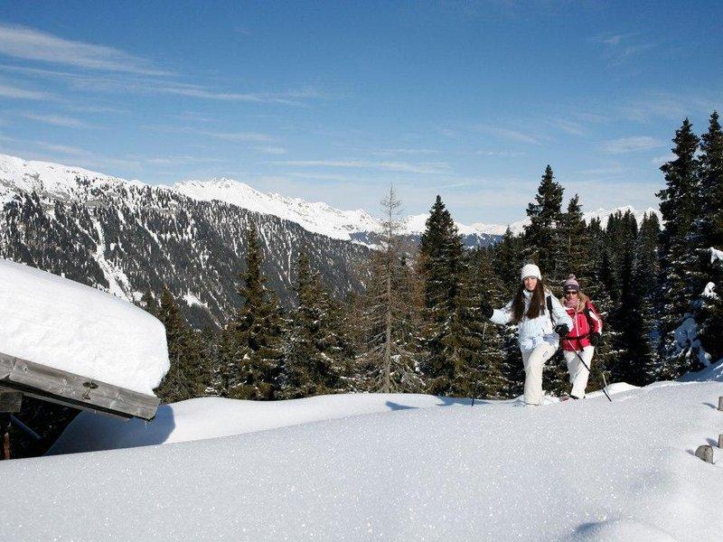 Winterwanderung in Ratschings