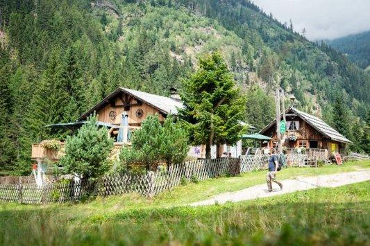 Almwanderung in Mallnitz (c) Dietmar Denger