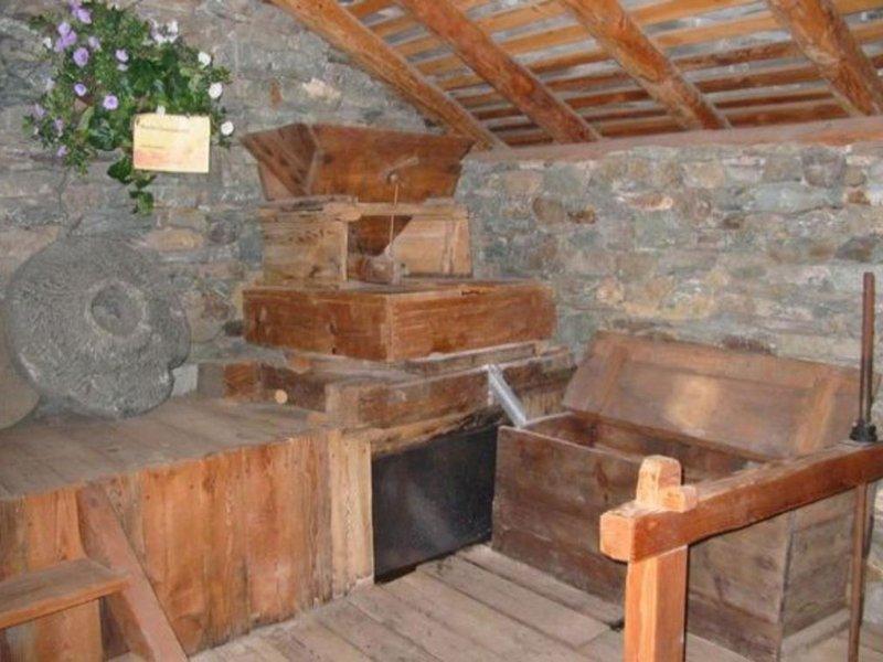 La Magdeleine Einrichtung der Mühle