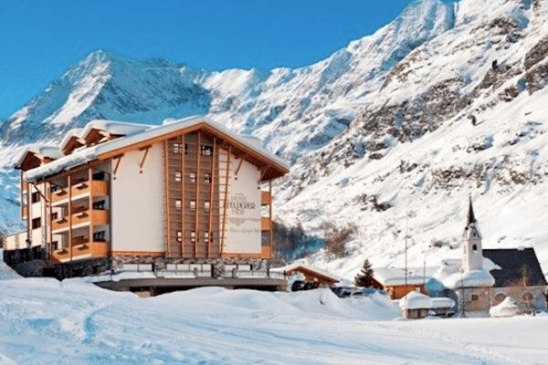 Winter im Hotel Pfeldererhof Passeiertal