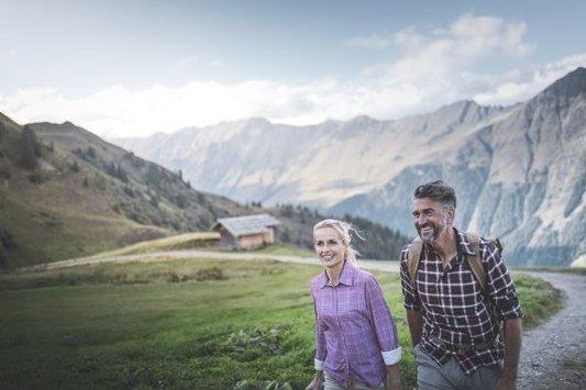 Wandern in Ratschings (c) Ratschings Tourismus/Manuel Kottersteger