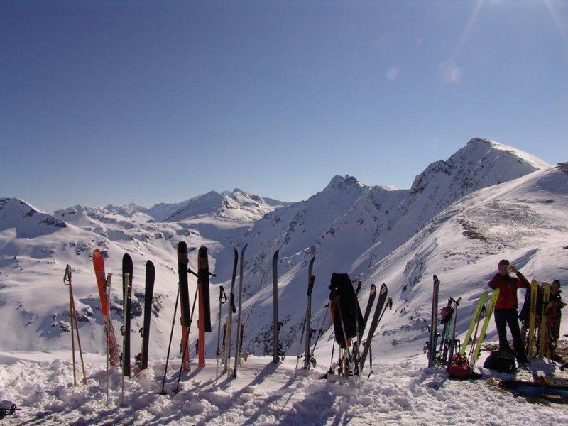 Skitouren Tauerngebiet