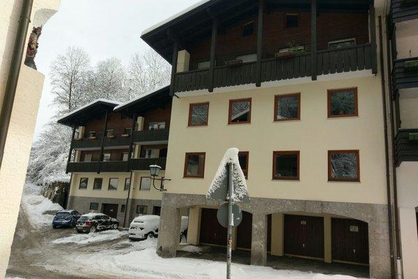 Ferienwohnung Soleleitweg Berchtesgaden