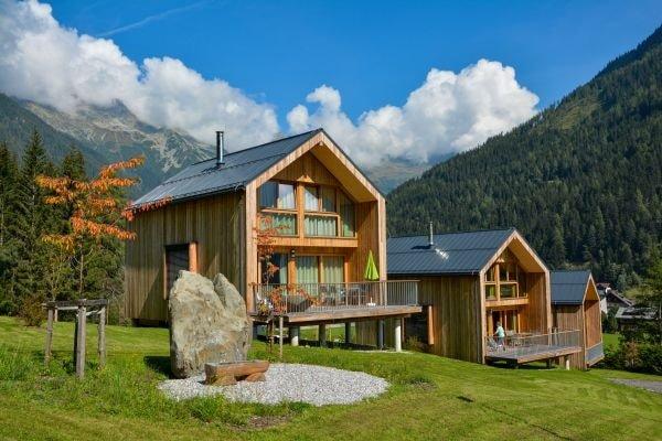 HOCHoben Camping Chalet Mallnitz
