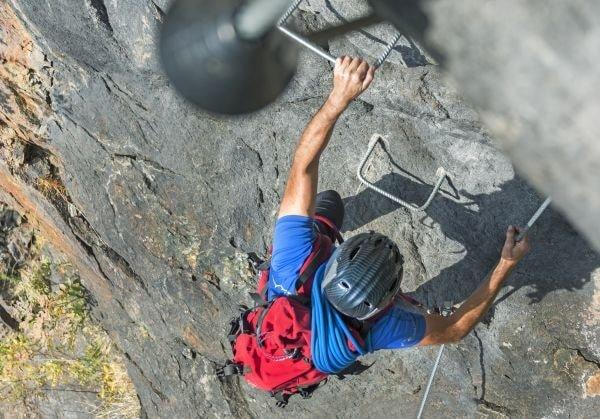 Stuller Klettersteig ©TV Passeiertal/Christjan Ladurner