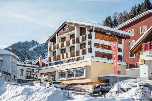 Hotel La Furca Disentis (c) GR Ferien Van den Berg