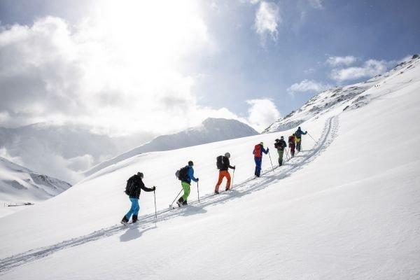 Skitour Disentis (c) Nico Schärer