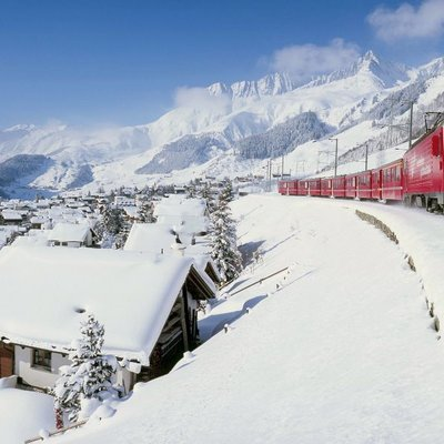 Bahnreise nach Disentis (c) Disentis Sedrun Tourismus