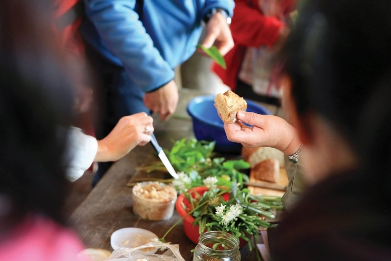 Kulinarik in Bohinj