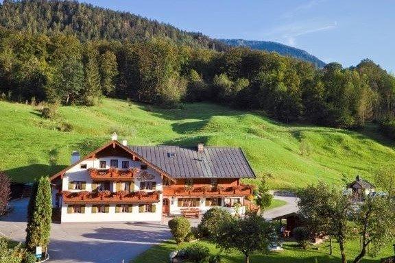 Ferienwohnung Berchtesgaden Kilianmühle