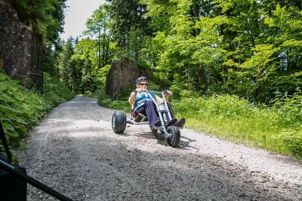 Mountaincart Moos ©Mountaincart GmbH