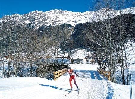 Biathlon in Ridnaun
