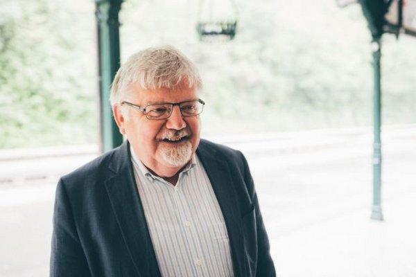 Bürgermeister Janez Fajfar