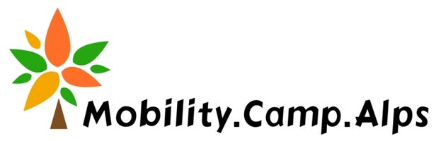 [Translate to it:] Mobility.Camp.Alps Logo