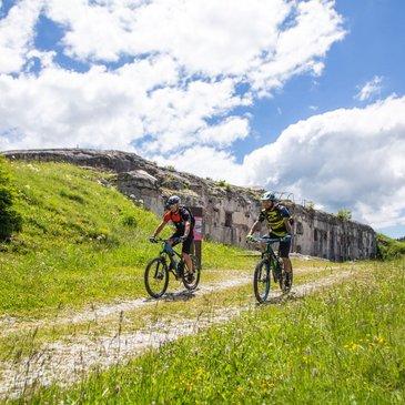 Mountainbiker Redbull Forte Sommo (c) Gober