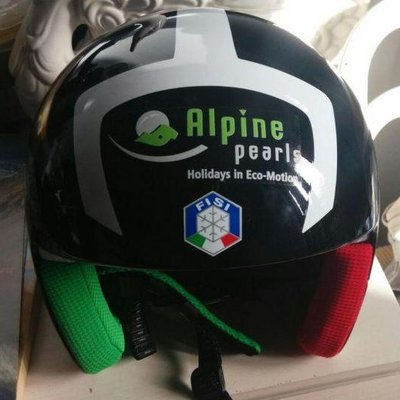 Alpine Pearls Helm