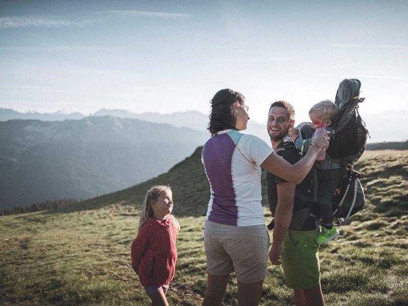 Familienwanderung in Ratschings (c) Manuel Kottersteger