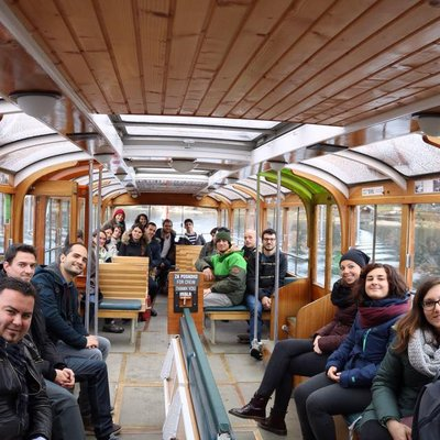 Study Visit Bled by boat