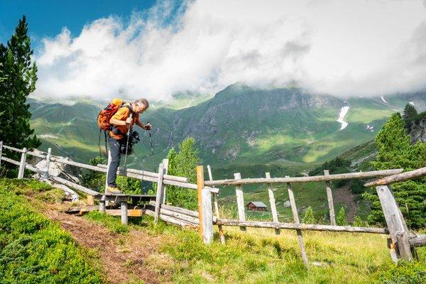 Wandern im Nationalpark Hohe Tauern/Mallnitz (c) Dietmar Denger