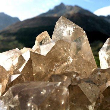 Mineralienbörse Disentis