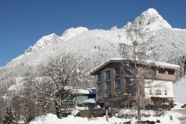 Zistelberghof Werfenweng Unterkunft Winter