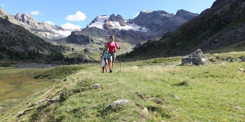 Familienausflug im Val Viola