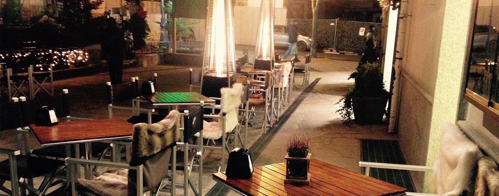 Restaurants in Limone