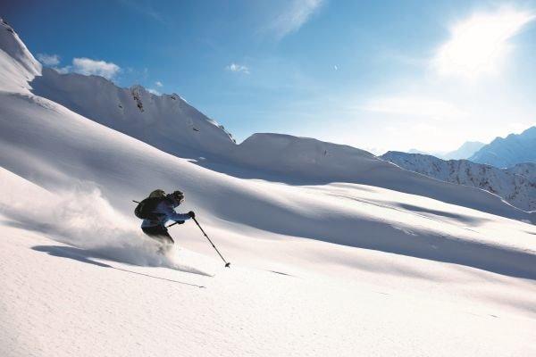 Skitour im Hinterpasseier (c) TV Passeiertal