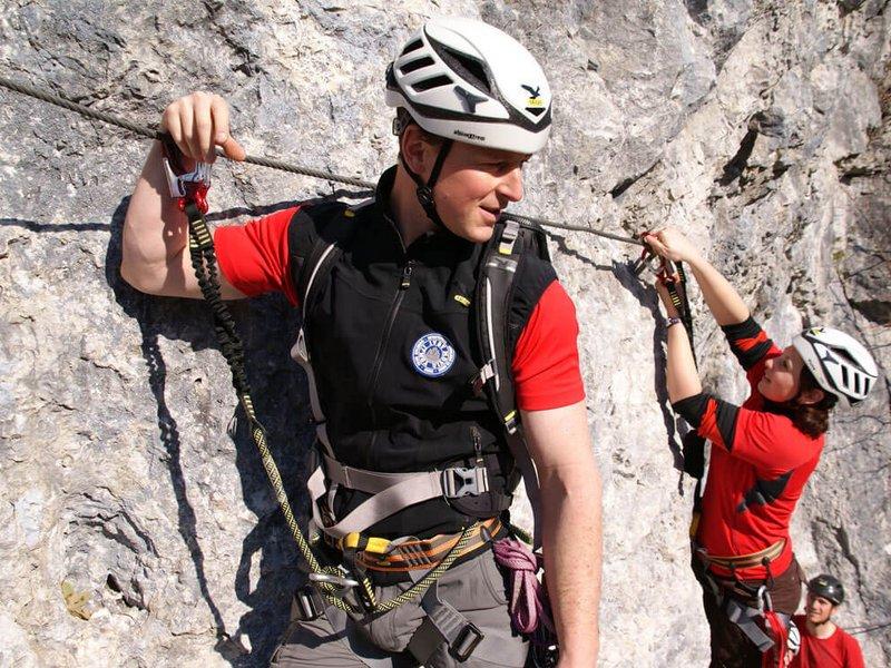Klettersteig Berchtesgaden