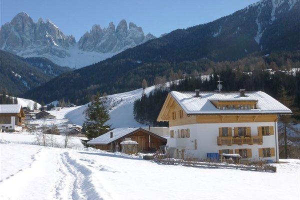 Proderhof im Winter