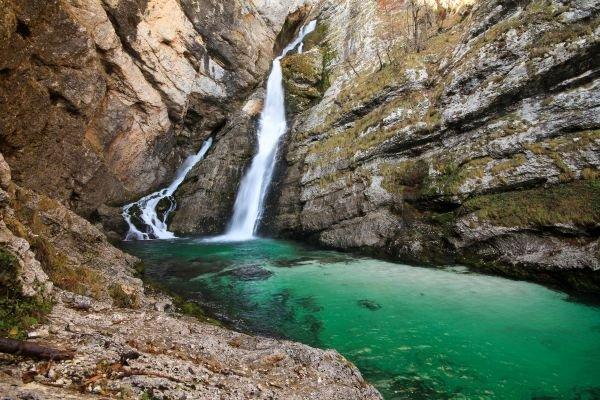 Savica Wasserfall (c) Mitja Sodja