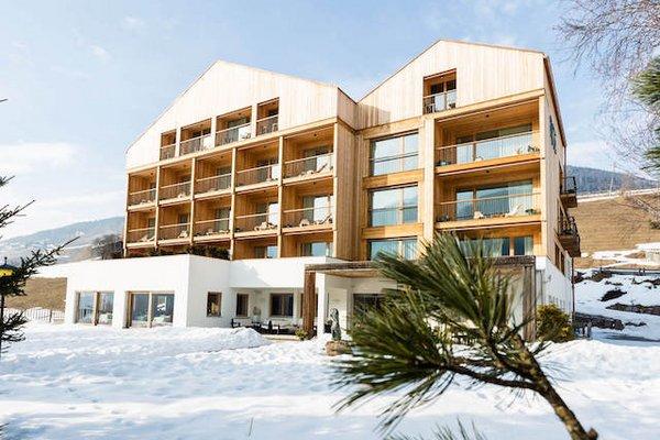 Hotel Tyrol im Winter