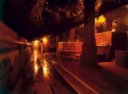 Quellenbau der Alten Saline