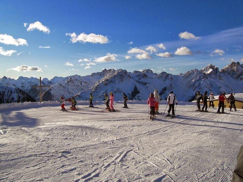 Skiurlaub Forni di Sopra