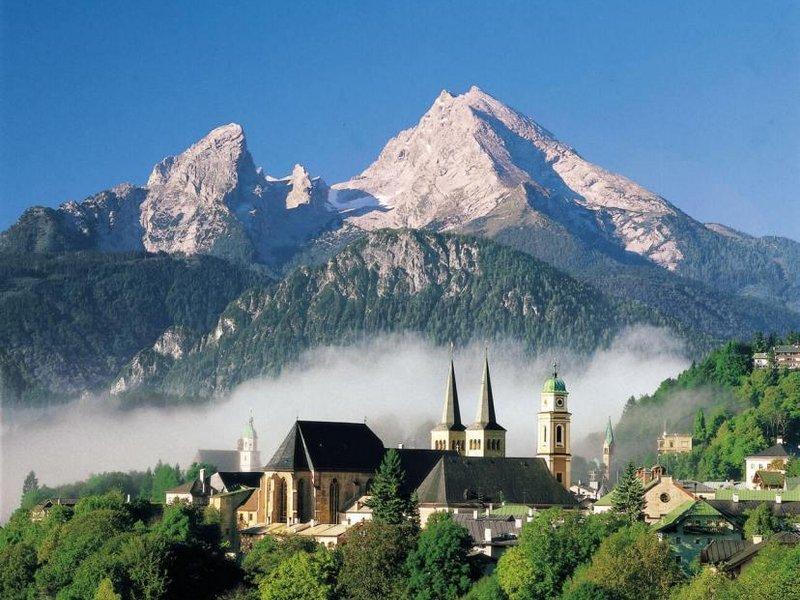 Berchtesgaden Panorama ©BGL Tourismus