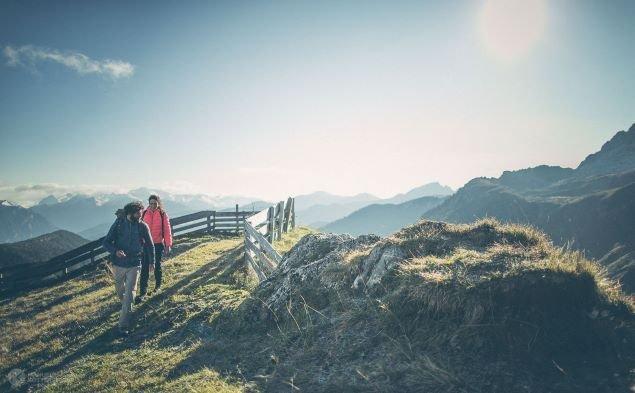Wandern in Ratschings - Sterzing (c) Manuel Kottersteger