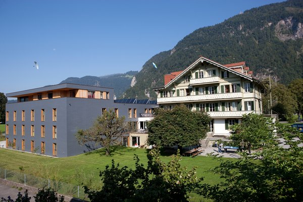Backpackers Villa Sonnenhof Hostel Interlaken