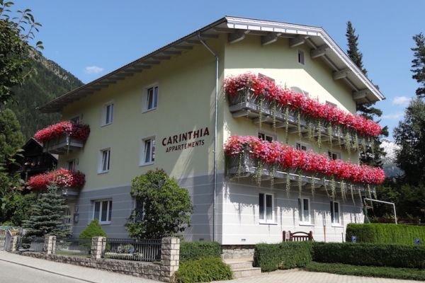 Carinthia Appartements Mallnitz Sommer