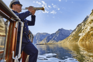 Der Kapitän vom Königssee © www.bayern.by - Gert Krautbauer