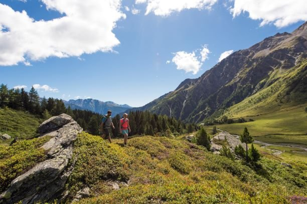 Wandern im Nationalpark Hohe Tauern (c) Franz Gerdl