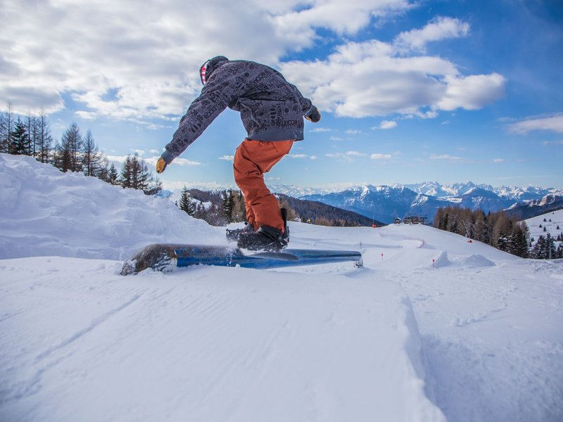 Snow Park Alpe Cimbra (c) Gober